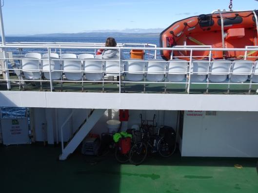Ferry pour Claonaig