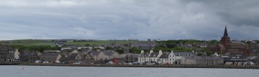 Kirkwall et la cathédrale Saint-Magnus